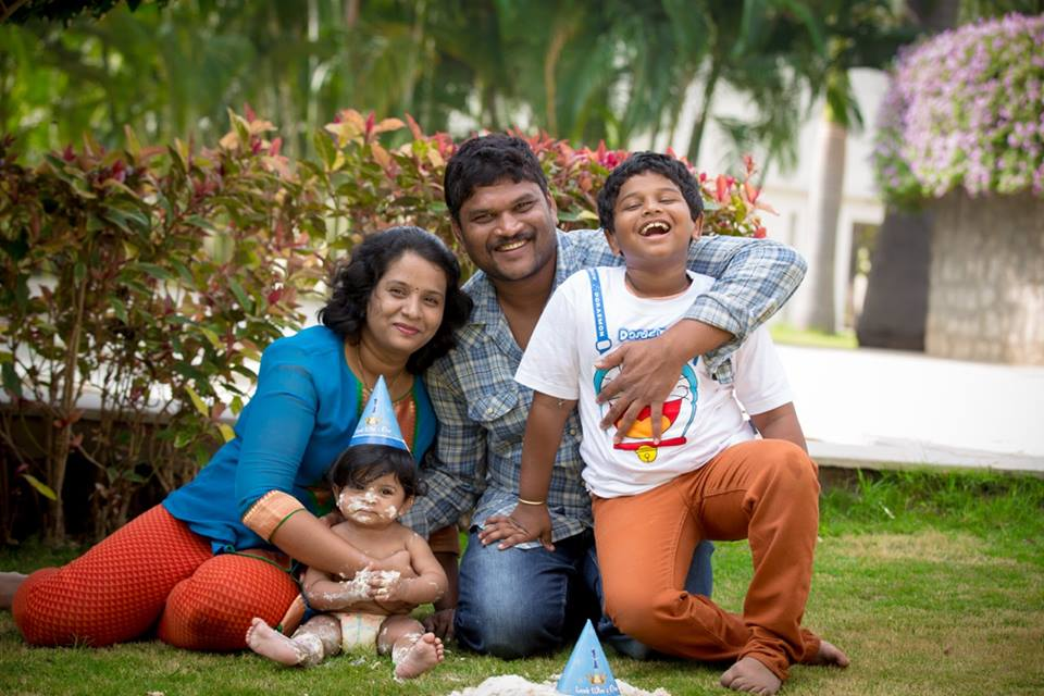 Parasuram family